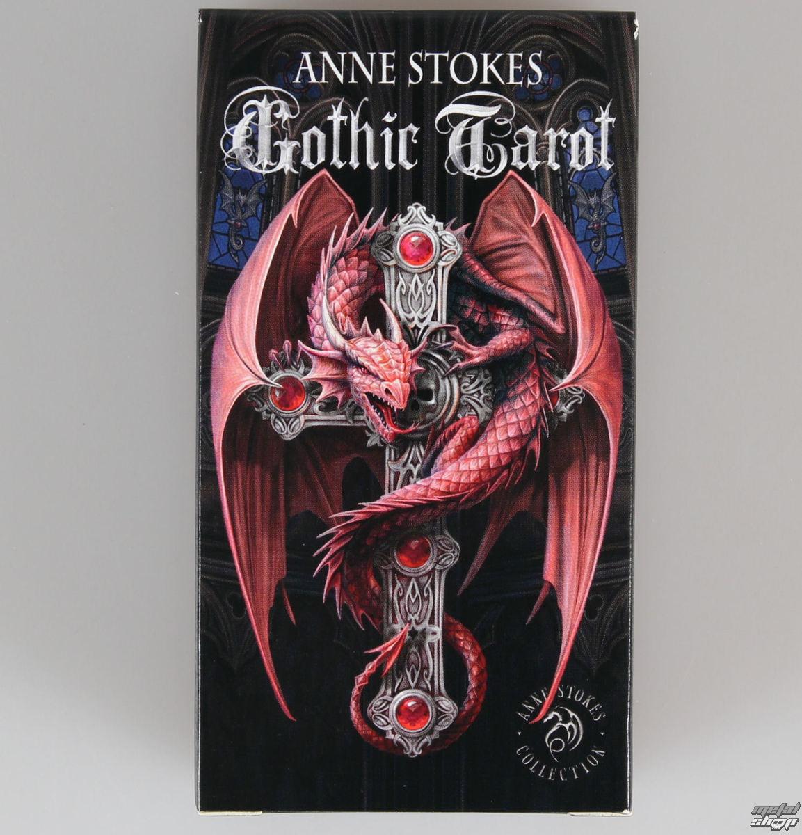 tarotové karty Anne Stokes - 41590