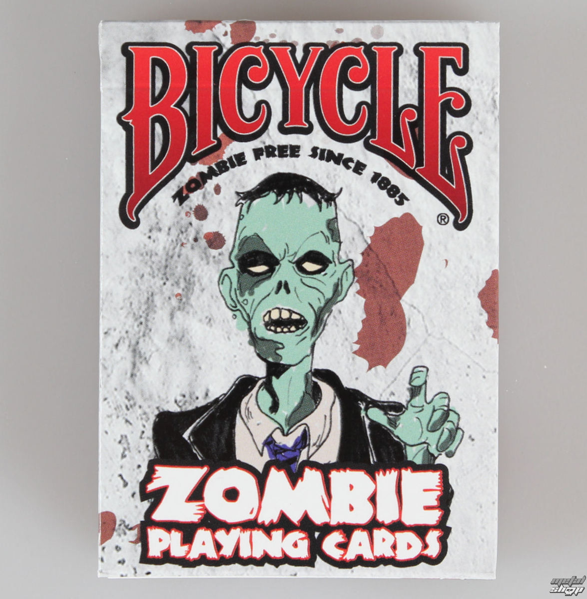 hrací karty Bicycle Zombies