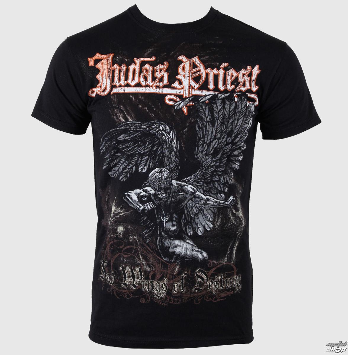 tričko pánské Judas Priest - Sad Wings - ROCK OFF - JPTEE05MB