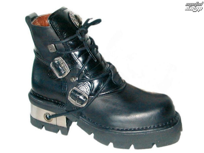 boty NEW ROCK - Classic Shoes (988-S1) Black - N-8-58-700-00