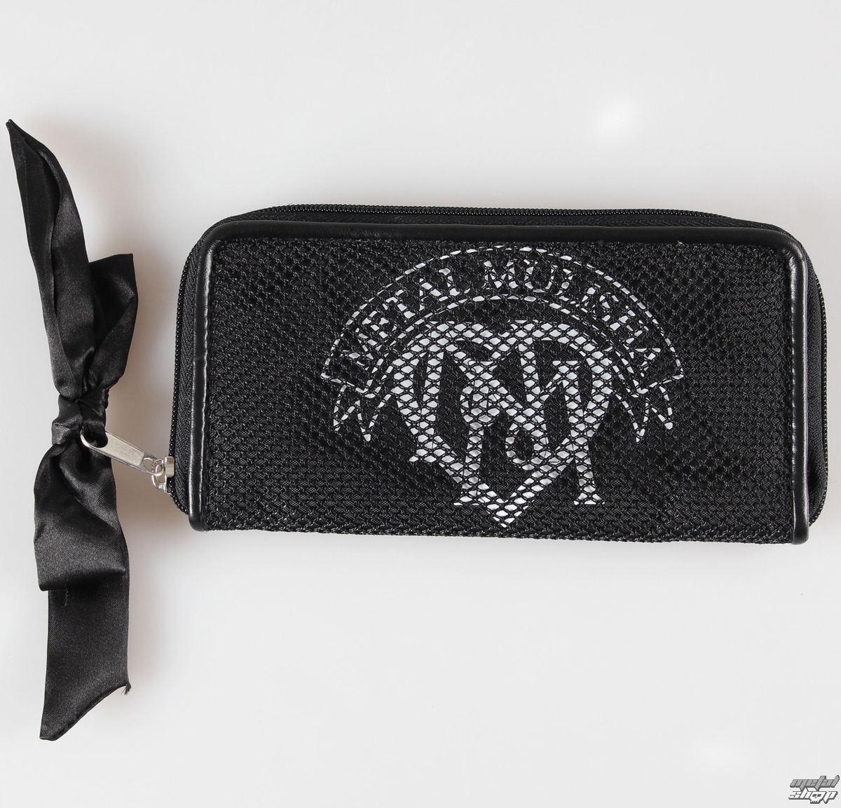 peněženka METAL MULISHA - Fader - BLK