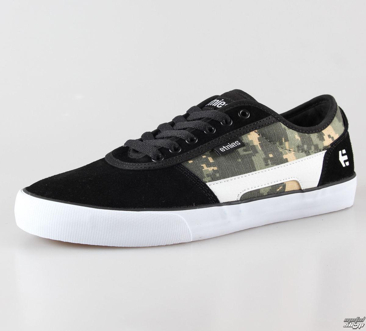 boty pánské ETNIES - RCT - Black/Camo