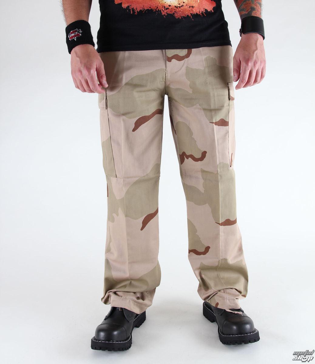 kalhoty pánské BRANDIT - US Ranger Hose Desert - 1006/16/3