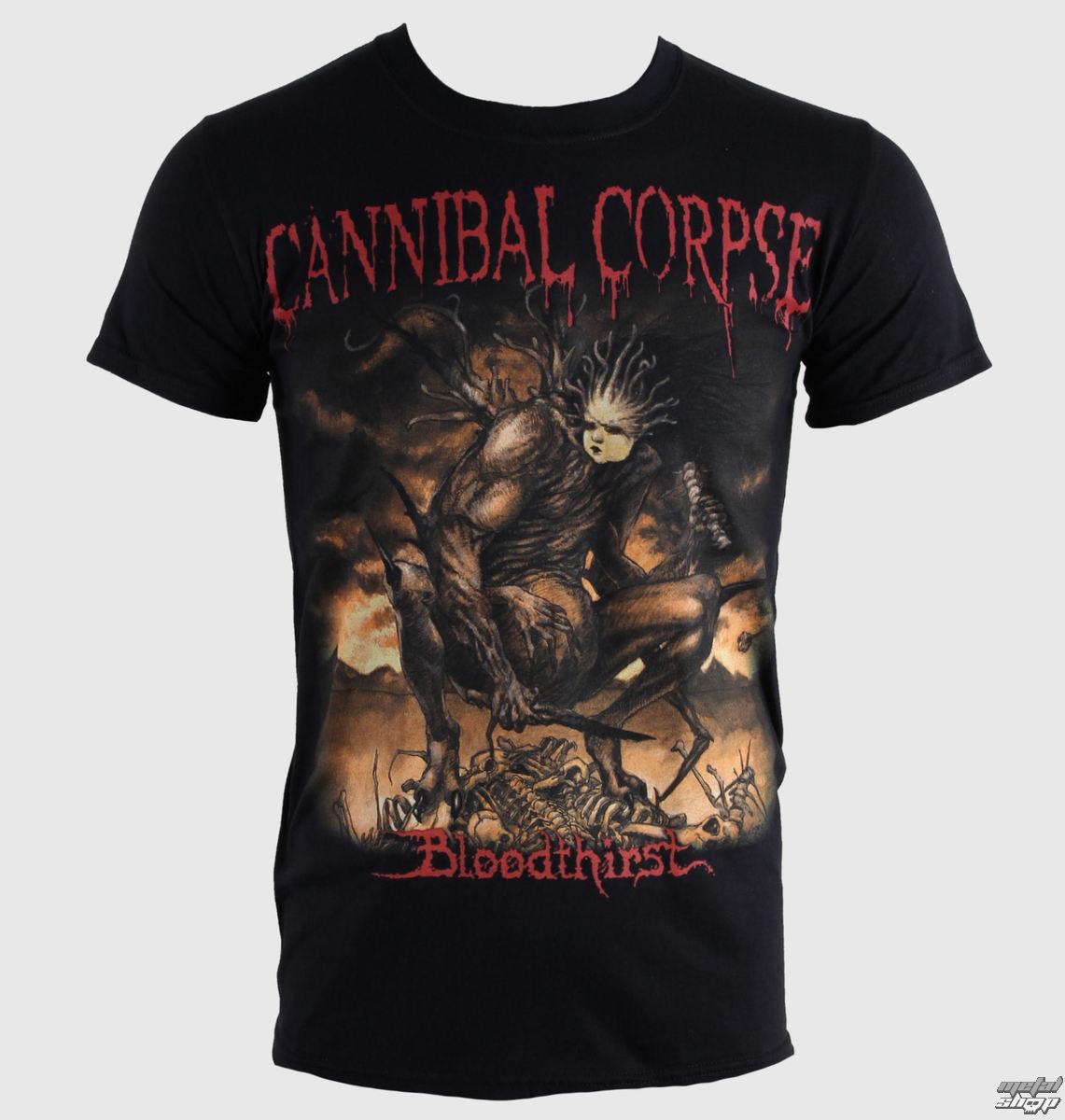 tričko pánské Cannibal Corpse - Blood - PLASTIC HEAD - PH7736