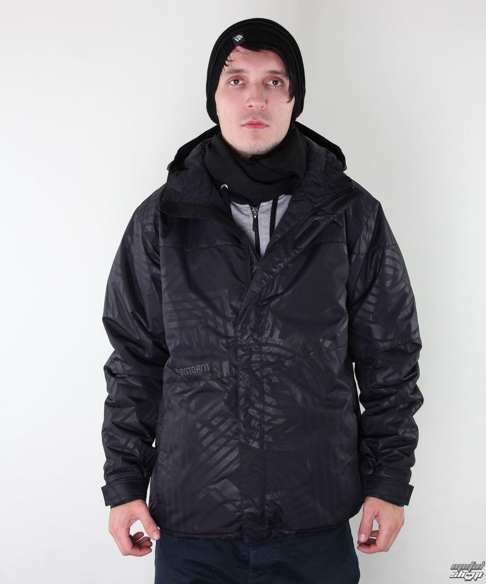 bunda pánská zimní -snb- FUNSTORM - Darwen - 21 BLACK