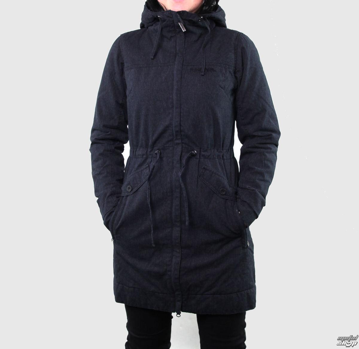 bunda -kabátek- dámská zimní FUNSTORM - Whitney - 21 BLACK