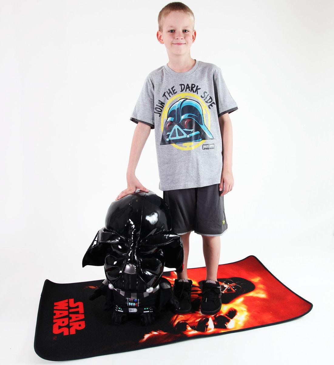 Darth Vader VELKÁ plyšová hračka se zvukem STAR WARS