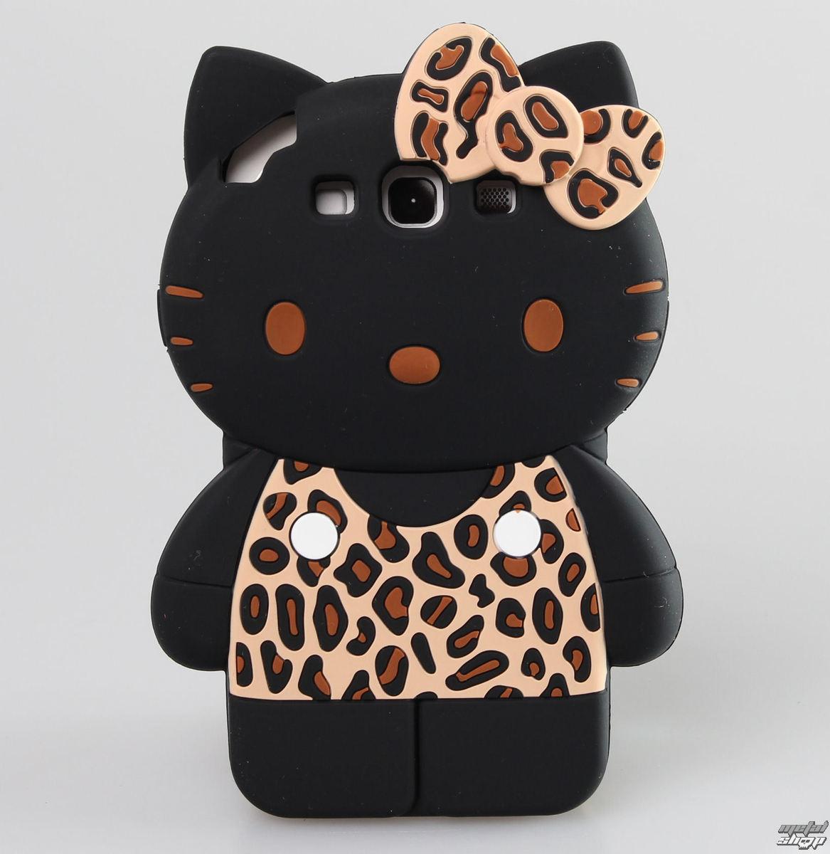 obal na mobil Hello Kitty - Samsung Galaxy 3 - SANCC0148
