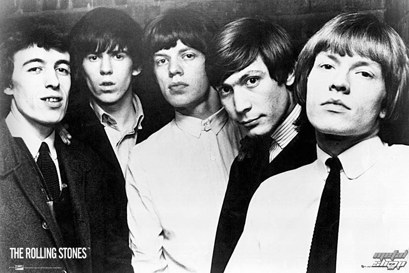 plakát The Rolling Stones - Group - LP1676