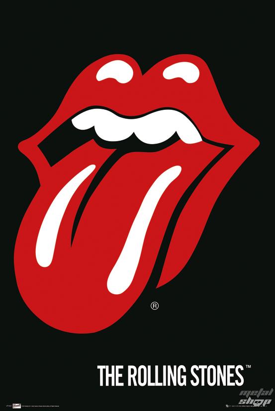 plakát The Rolling Stones - Lips - GB posters - LP1667