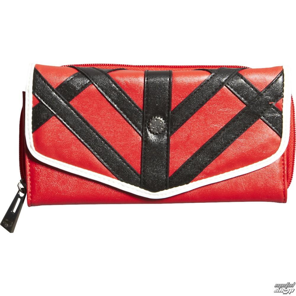peněženka FOX - Ultimate Trifold - Red