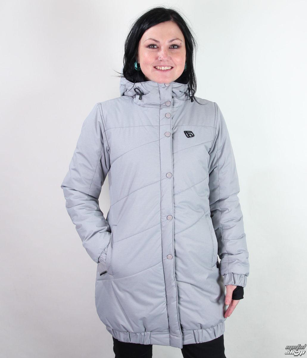 bunda -kabátek- dámská zimní FUNSTORM - Togi - 19 GREY