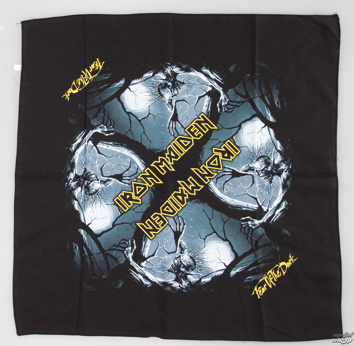 ��tek Iron Maiden - Fear Of The Dark - RAZAMATAZ - B023