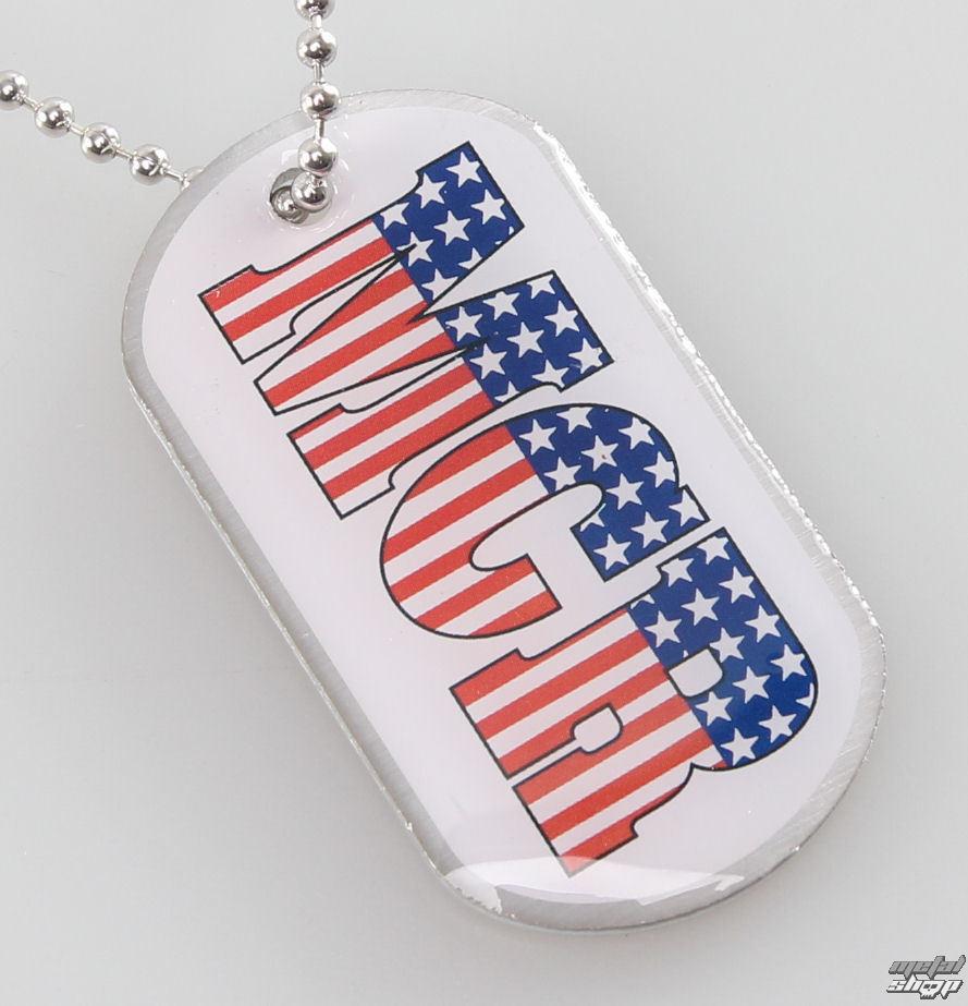 obojek (psí známka) My Chemical Romance - Americana - RAZAMATAZ - DT058