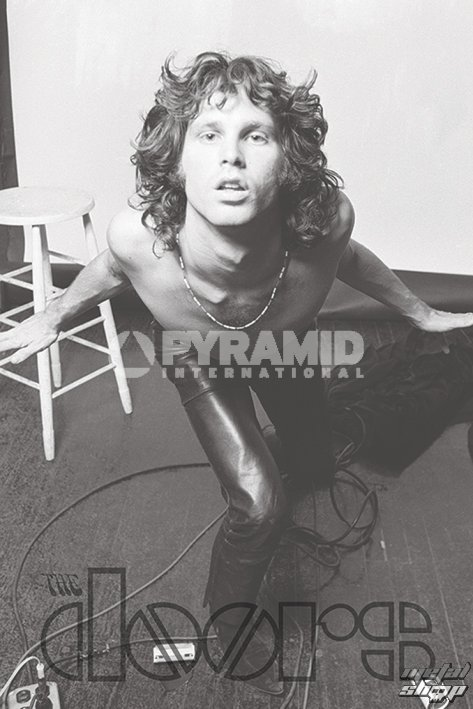 plakát The Doors - Jim - PYRAMID POSTERS