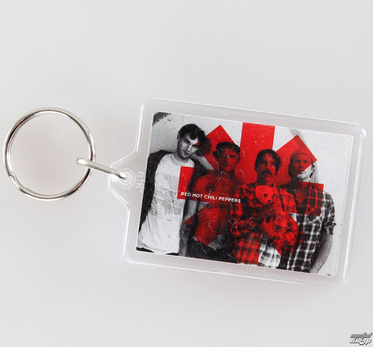 klíčenka (přívěšek) Red Hot Chili Peppers - Logo - PYRAMID POSTERS - PK5548