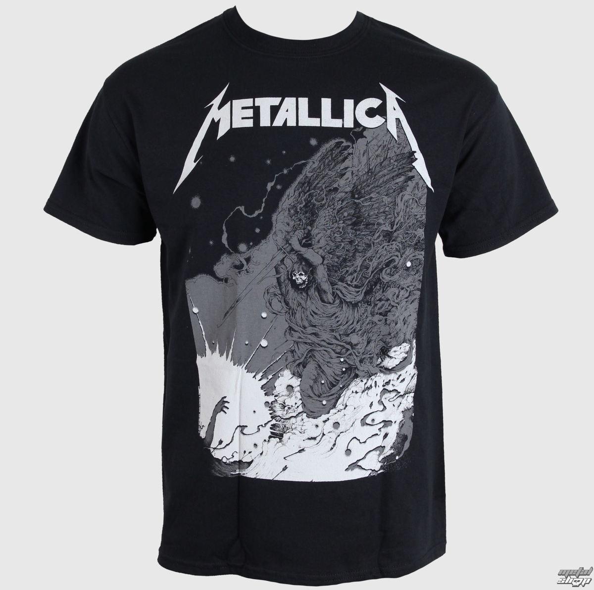 tričko pánské Metallica - Phantom Lord - Black - LIVE NATION - RTMTL10621