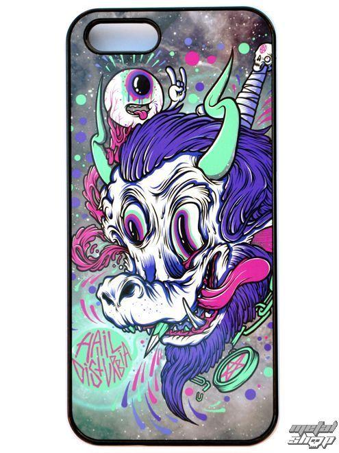 kryt na mobil DISTURBIA - iPHONE4 - Space Goat - 226