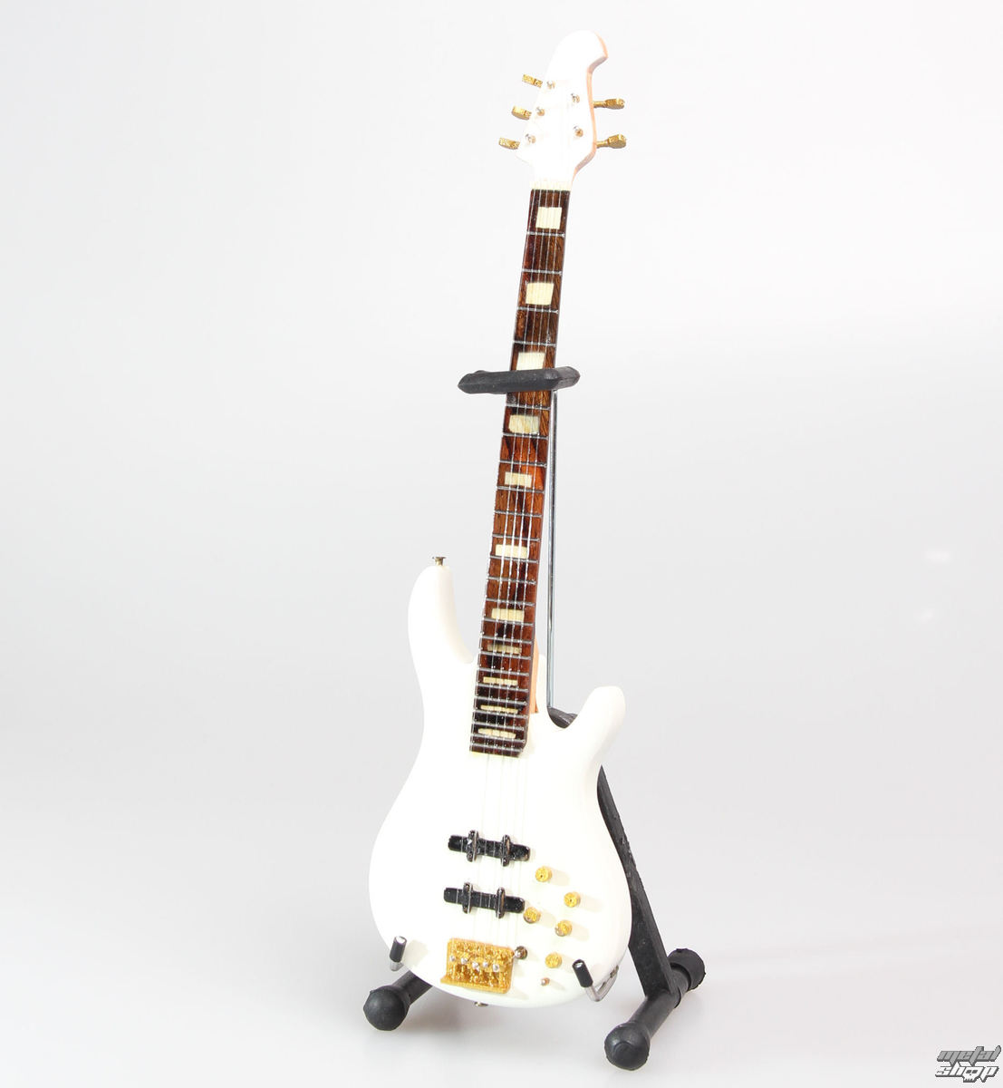 kytara Nathan East - Yamaha White - MINI GUITAR USA - NEST White