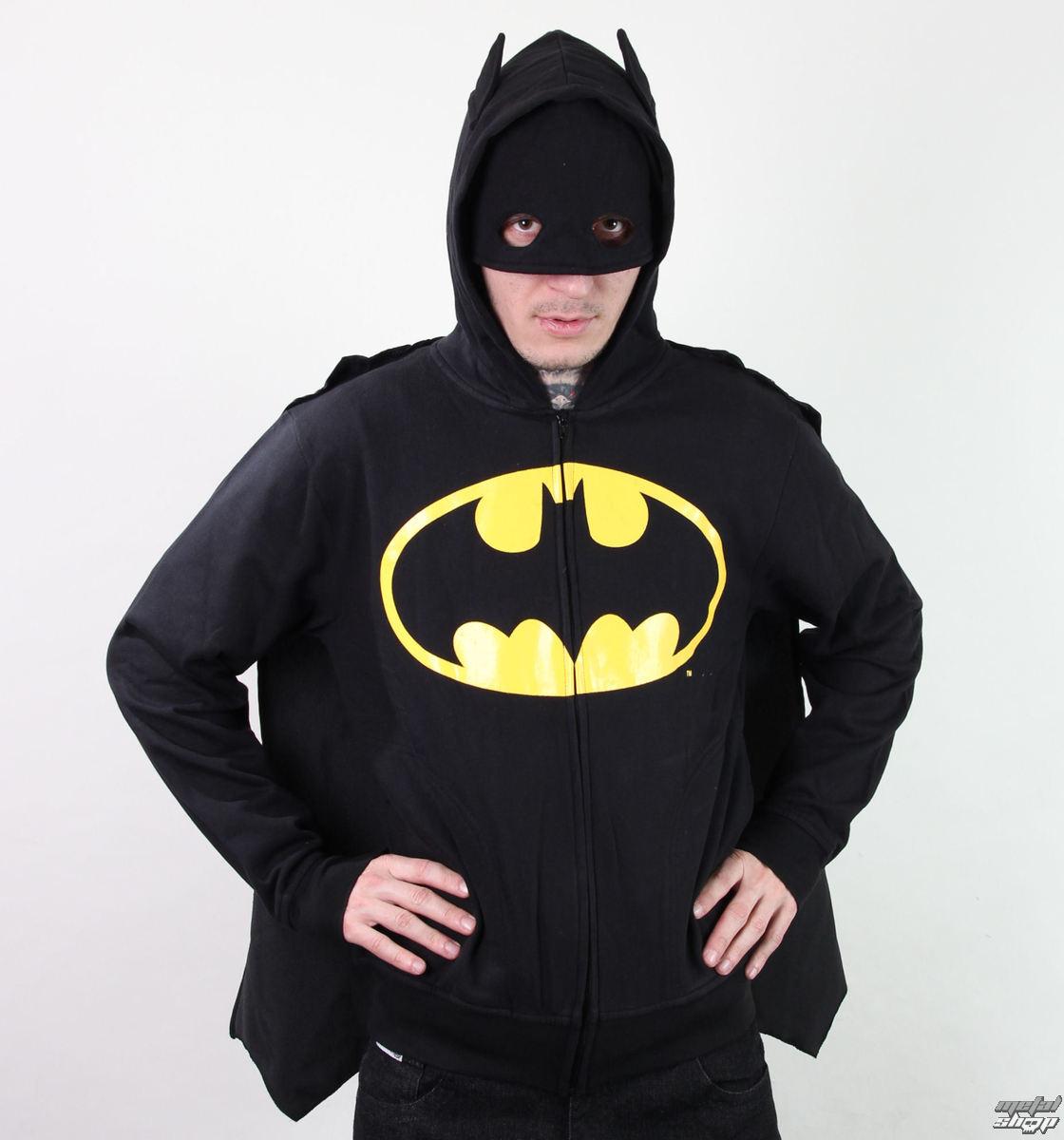 mikina pánská BATMAN - Kapow - Black