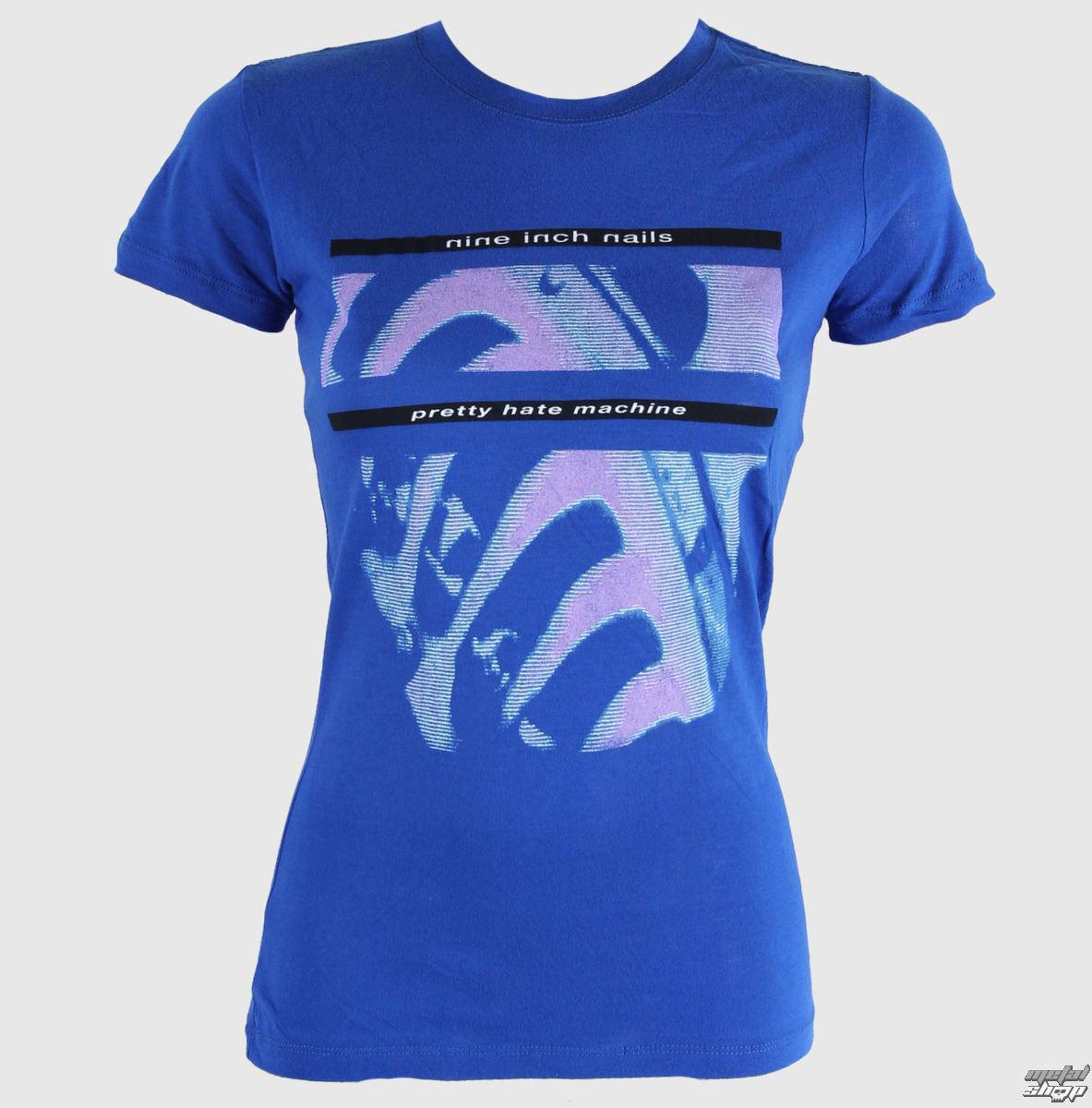 tričko dámské Nine Inch Nails - Faded Hate - BRAVADO - NIN1014