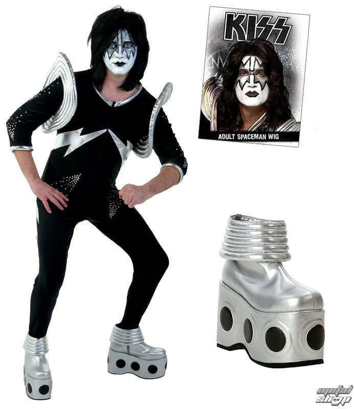 kostým KISS - Authentic Spaceman Rock The Nation Costume