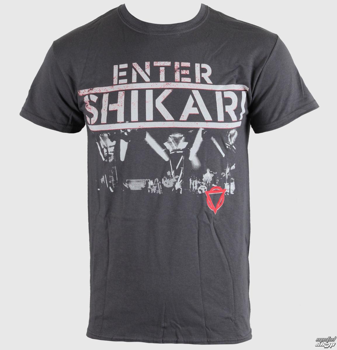tričko pánské Enter Shikari - Live Shot - LIVE NATION - 1083