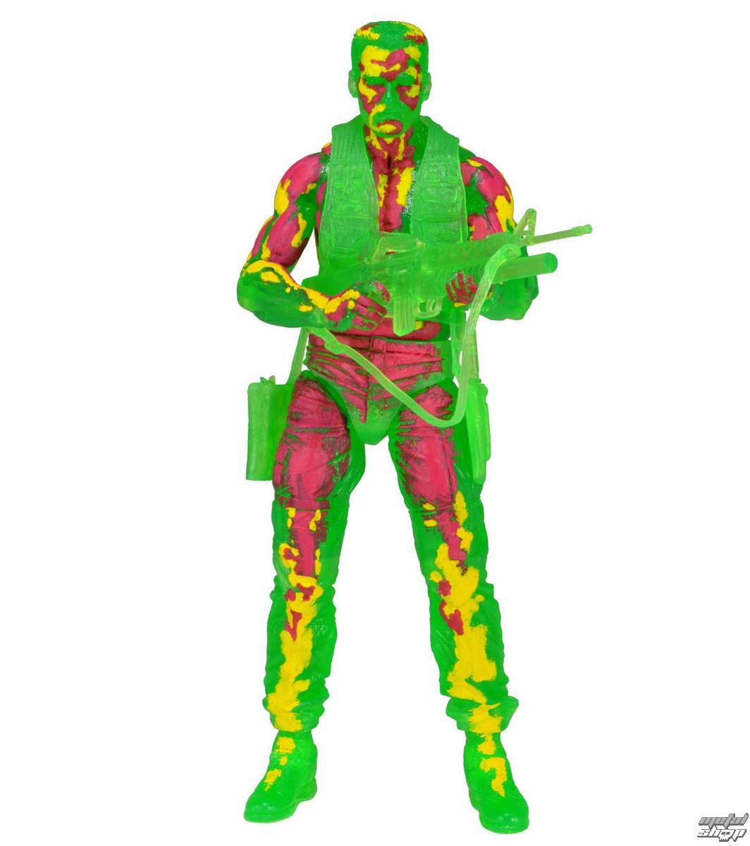 figurka Predator 2 - Thermal Vision Dutch - NECA51498