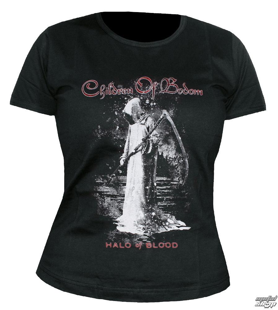 tričko dámské Children Of Bodom - Halo Of Blood - NUCLEAR BLAST - 21563