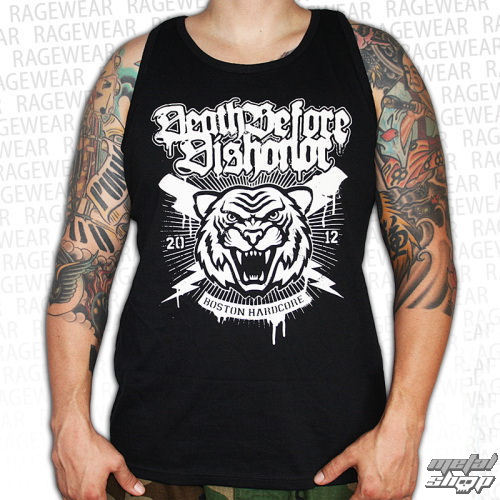 tílko RAGEWEAR Death Before Dishonor Tiger S