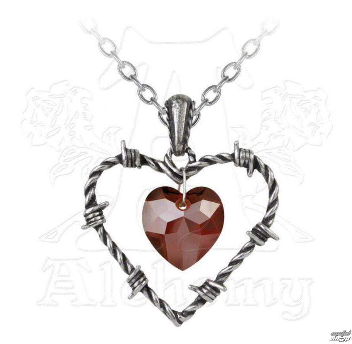 obojek Love Imprisoned - ALCHEMY GOTHIC