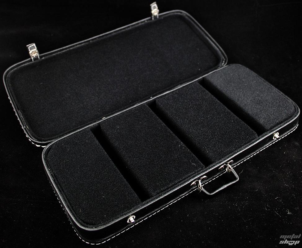 pouzdro na kytary 3 - černý vnitřek