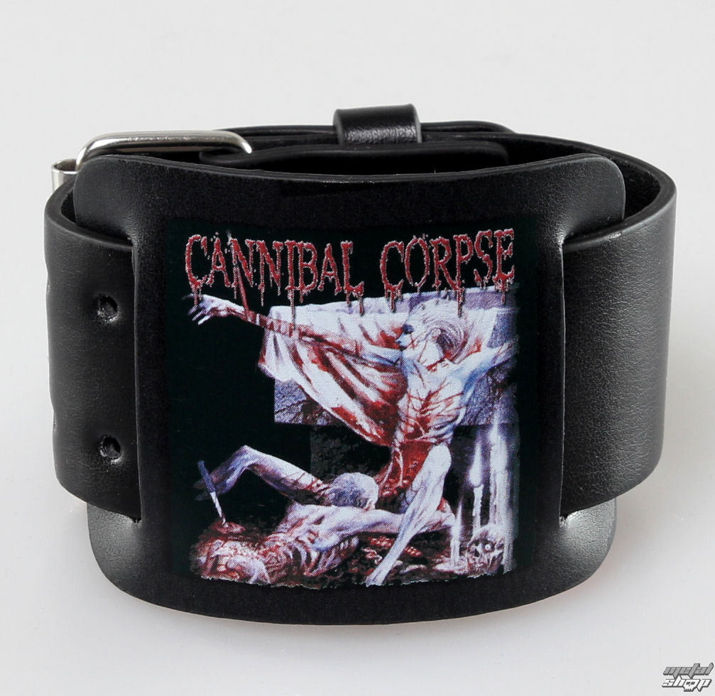 náramek Cannibal Corpse - Tomb Of The Mutilated - RAZAMATAZ - LW003