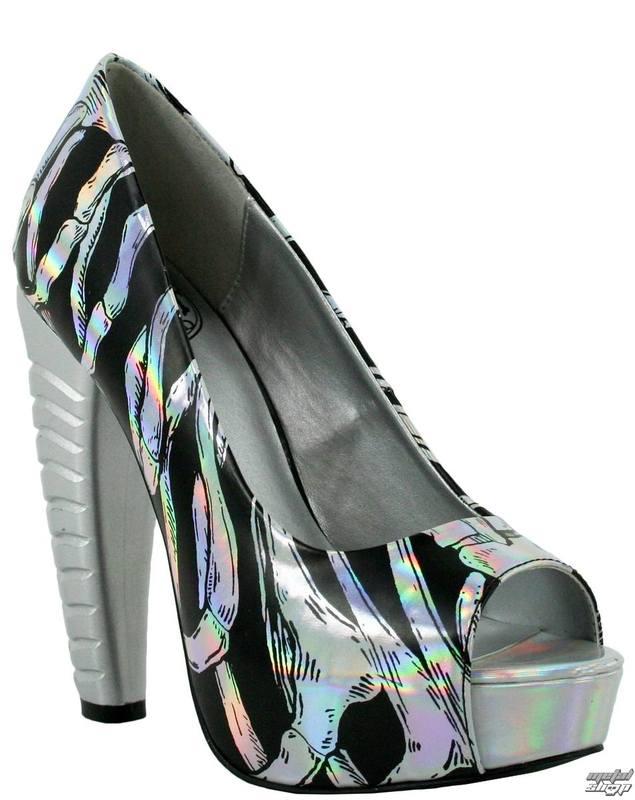boty dámské (střevíce) TOO FAST - Ribcage - Multi - SHSN-RIBCAGE