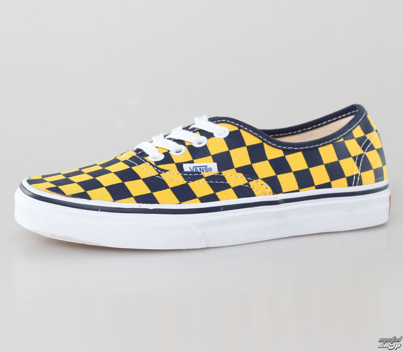 boty VANS - Authentic (Golden Coast) - DRSBL/YWCK