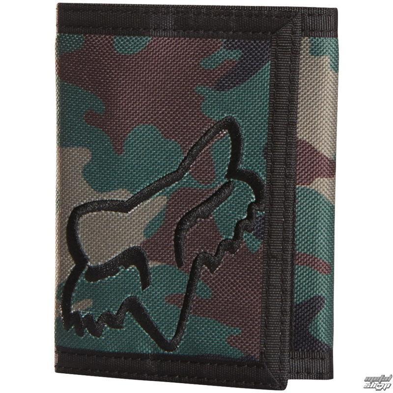 peněženka FOX - Mr. Clean Velcro - Camo