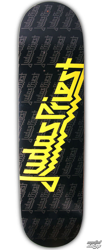 skateboard Judas Priest - Logo - HLC