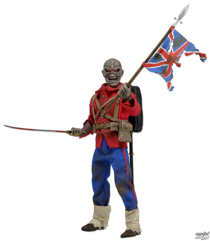 figurka Iron Maiden - Trooper Eddie - NECA14903