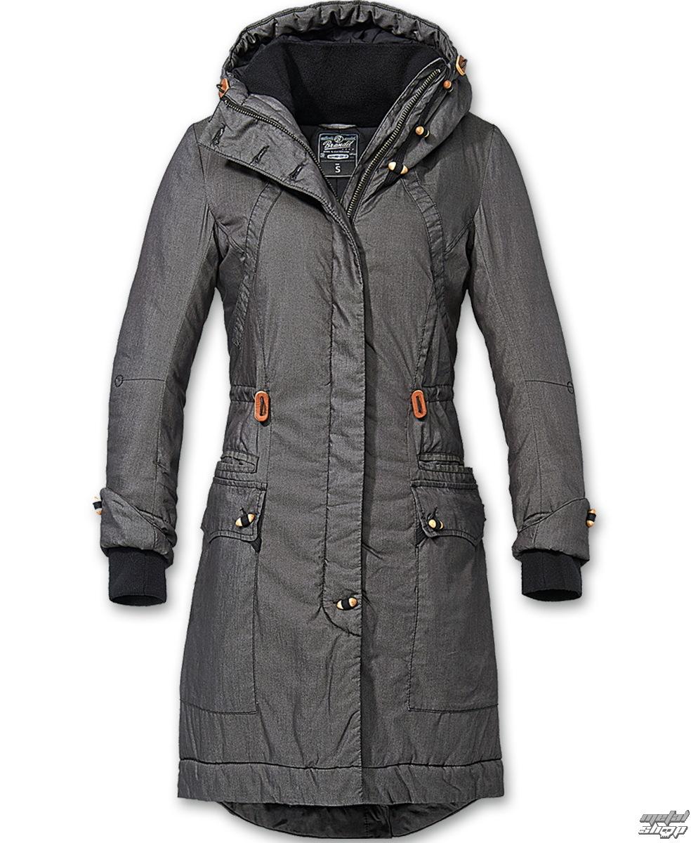 bunda dámská (kabátek) Brandit - Coleen - Black - 33109/2