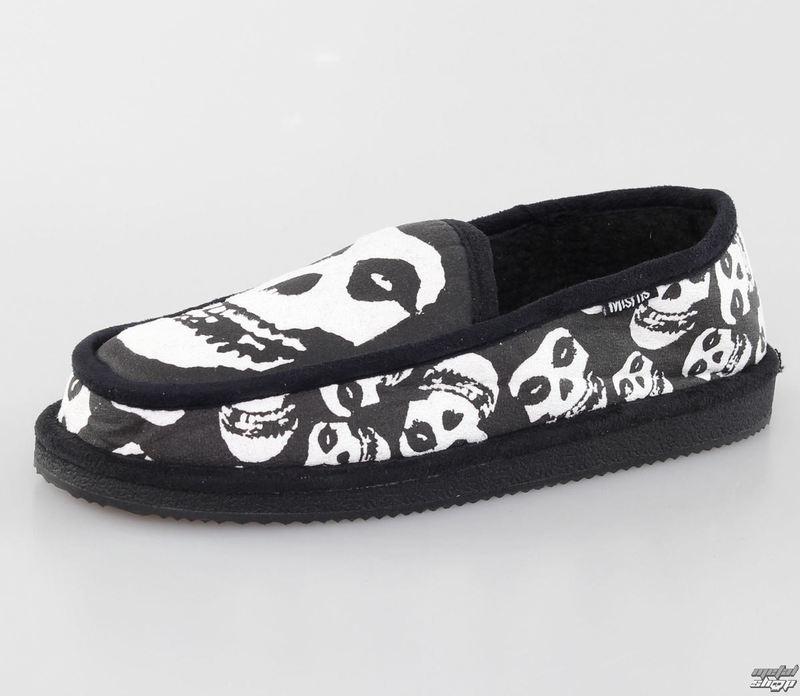 boty (papuče) IRON FIST - Misfits - Black - IFUFUG563F14