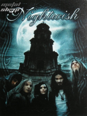 vlajka Nightwish HFL 0925