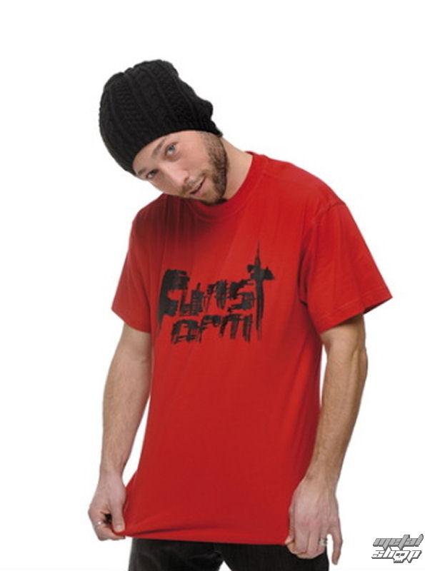 tričko dětské FUNSTORM - Ghastly - 24 RED