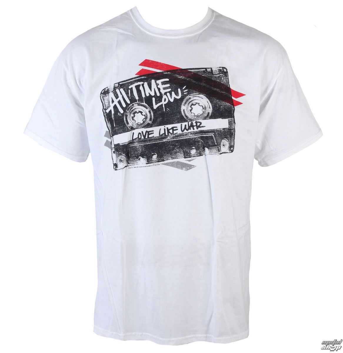 tričko pánské All Time Low - Mix Tape - PLASTIC HEAD - PH8334