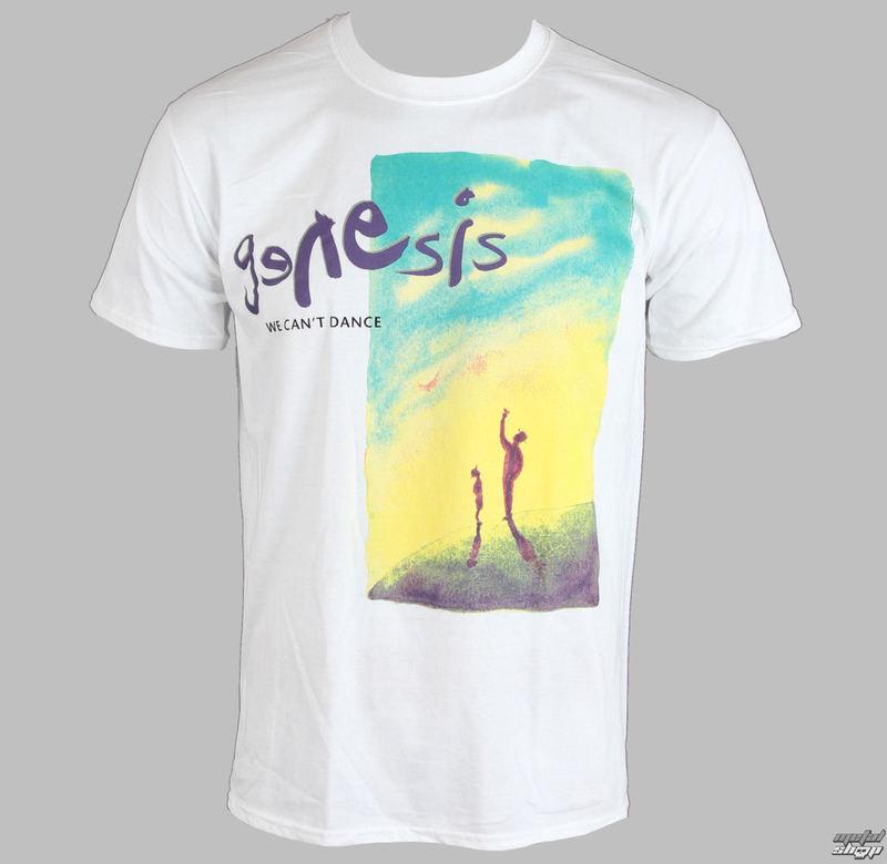 tričko pánské Genesis - We Can't Dance - PLASTIC HEAD - PH8344
