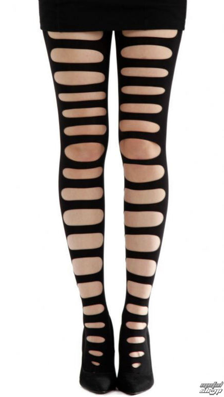 punčocháče PAMELA MANN Front Slash Tights