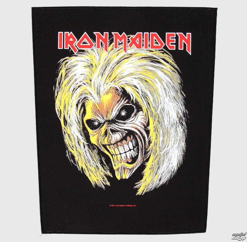 nášivka velká Iron Maiden - Killers / Eddie - RAZAMATAZ - BP849