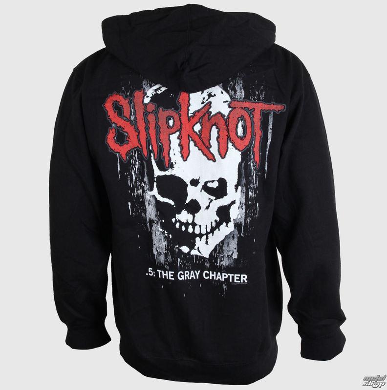 mikina pánská Slipknot - Skull Back - BRAVADO - 15092218