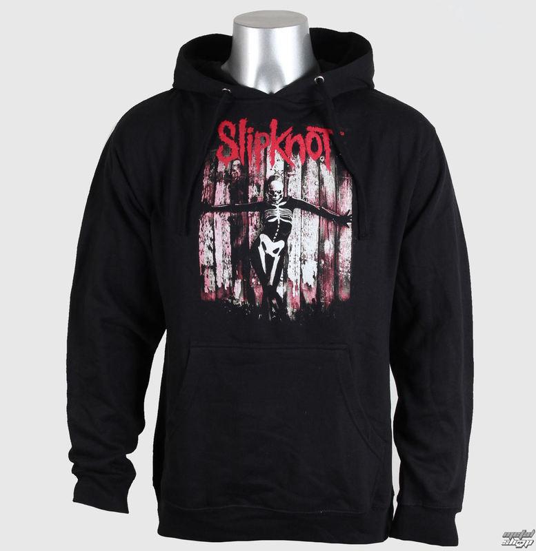 mikina pánská Slipknot - THE GRAY CHAPTER SKELETON - BRAVADO - 15092217