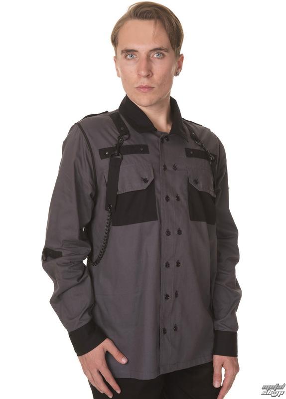 košile pánská DEAD THREADS - GS9831