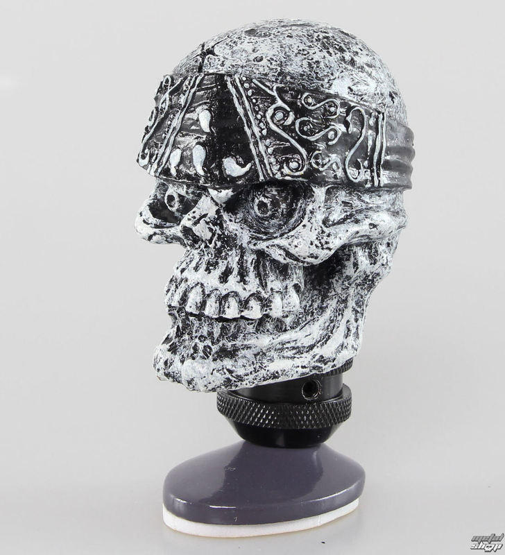 figurka LETHAL THREAT Skull Head Shift Knob